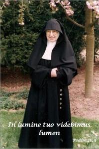 Moeder Matthea-foto-bidprentje